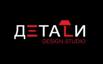 Сайт студии дизайна интерьера Детали