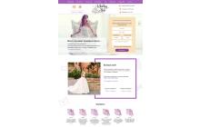 Сайт компании Wedding Style