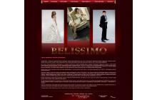 Сайт салона «Belissimo»