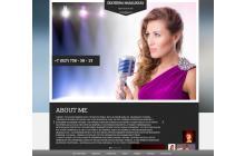 Сайт певицы Екатерины Масальской