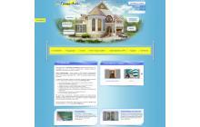 Сайт компании «Гранд-Люкс»