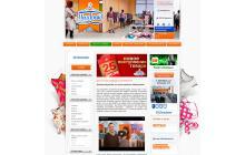 Сайт для магазина МегаТрейд