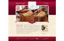 Сайт ресторана Серебряная Башня