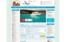 Сайт московской туристической компании Travel Times