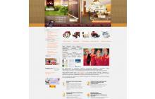 Сайт компании «VK-Cleaning»